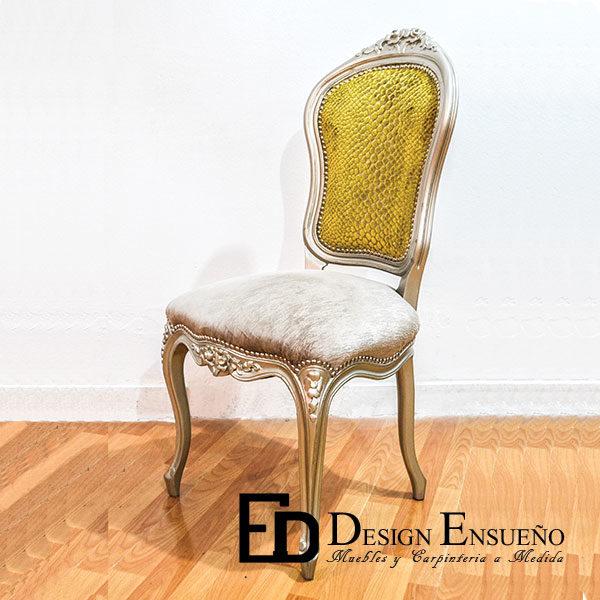 Silla de Comedor Classic | Design Ensueño